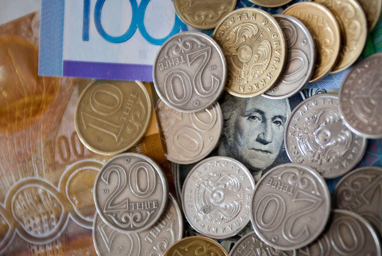 Тенге заметно укрепился кдоллару- Kapital.kz