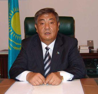 Шабарбаев Бакытбек Сейсебаевич