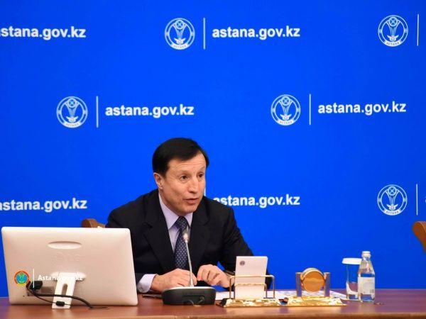 Аким Астаны отвел месяц на ремонт дорог- Kapital.kz