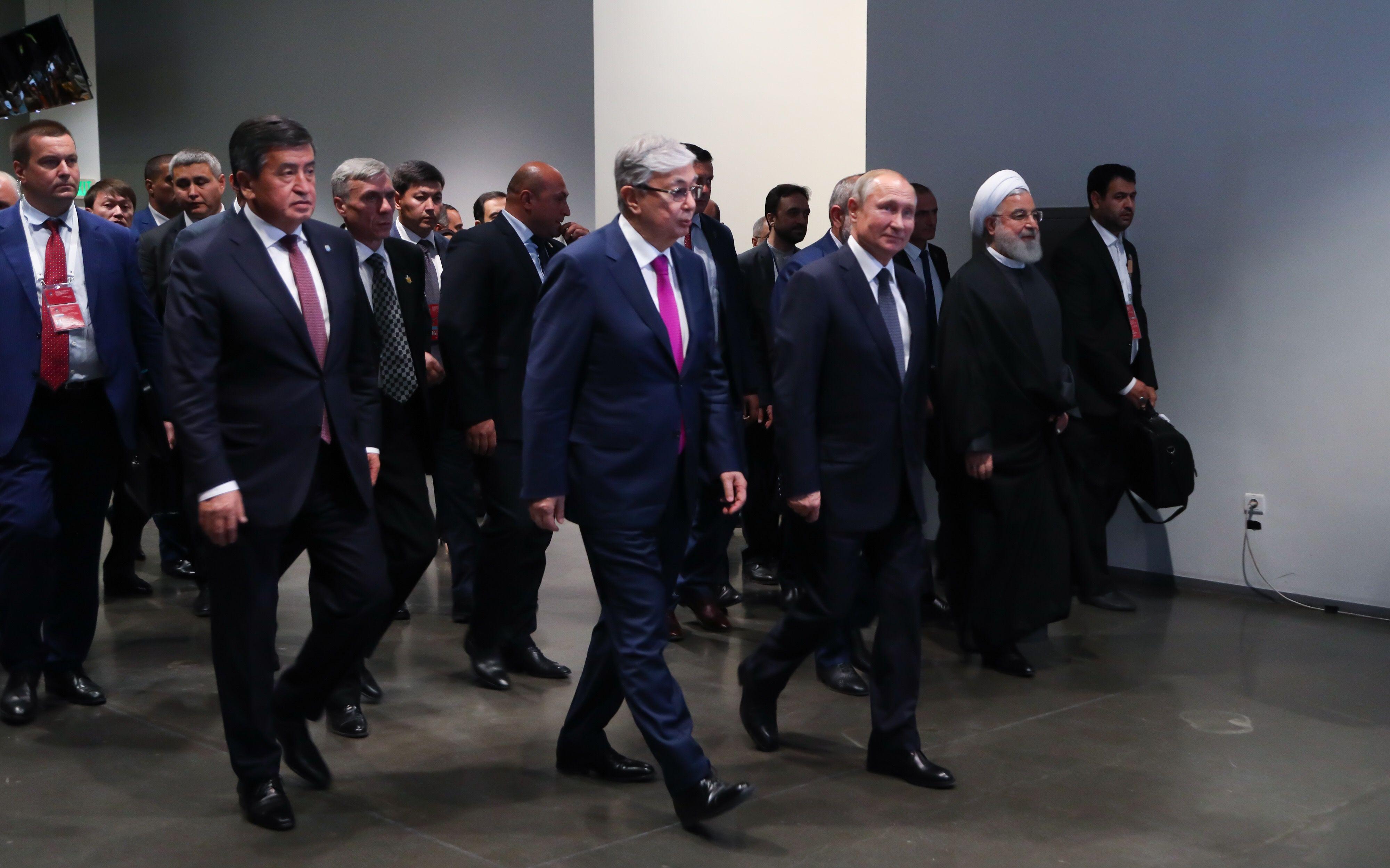 Глава государства принял участие в форуме «Транзитный потенциал Евразийского континента»- Kapital.kz