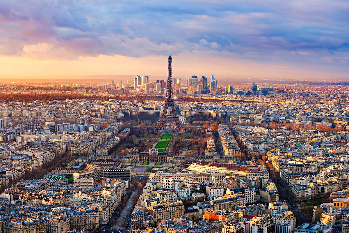 Париж посетило рекордное число туристов- Kapital.kz