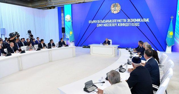 Президент: нужно создавать гибкие проекты- Kapital.kz