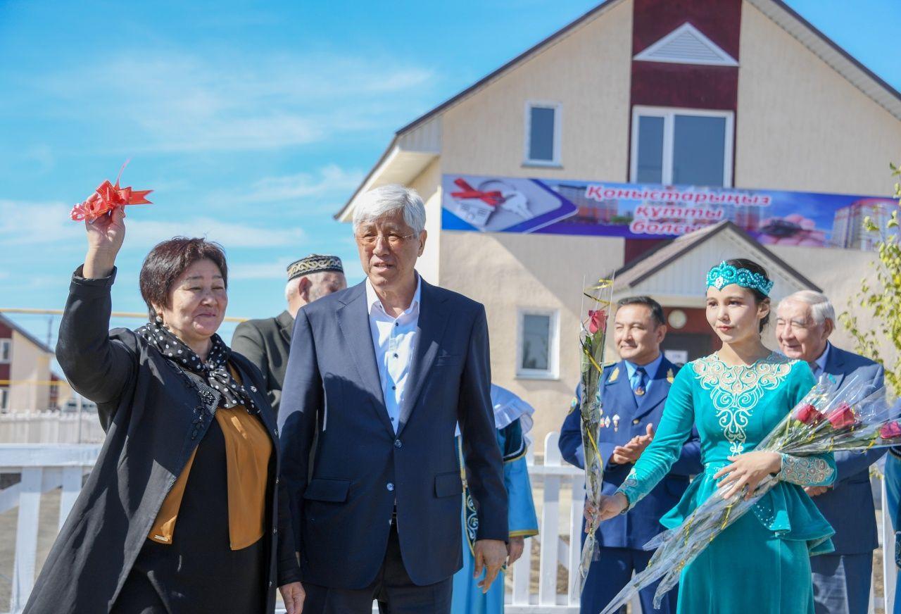 В Талдыкоргане 100 семей стали новоселами- Kapital.kz