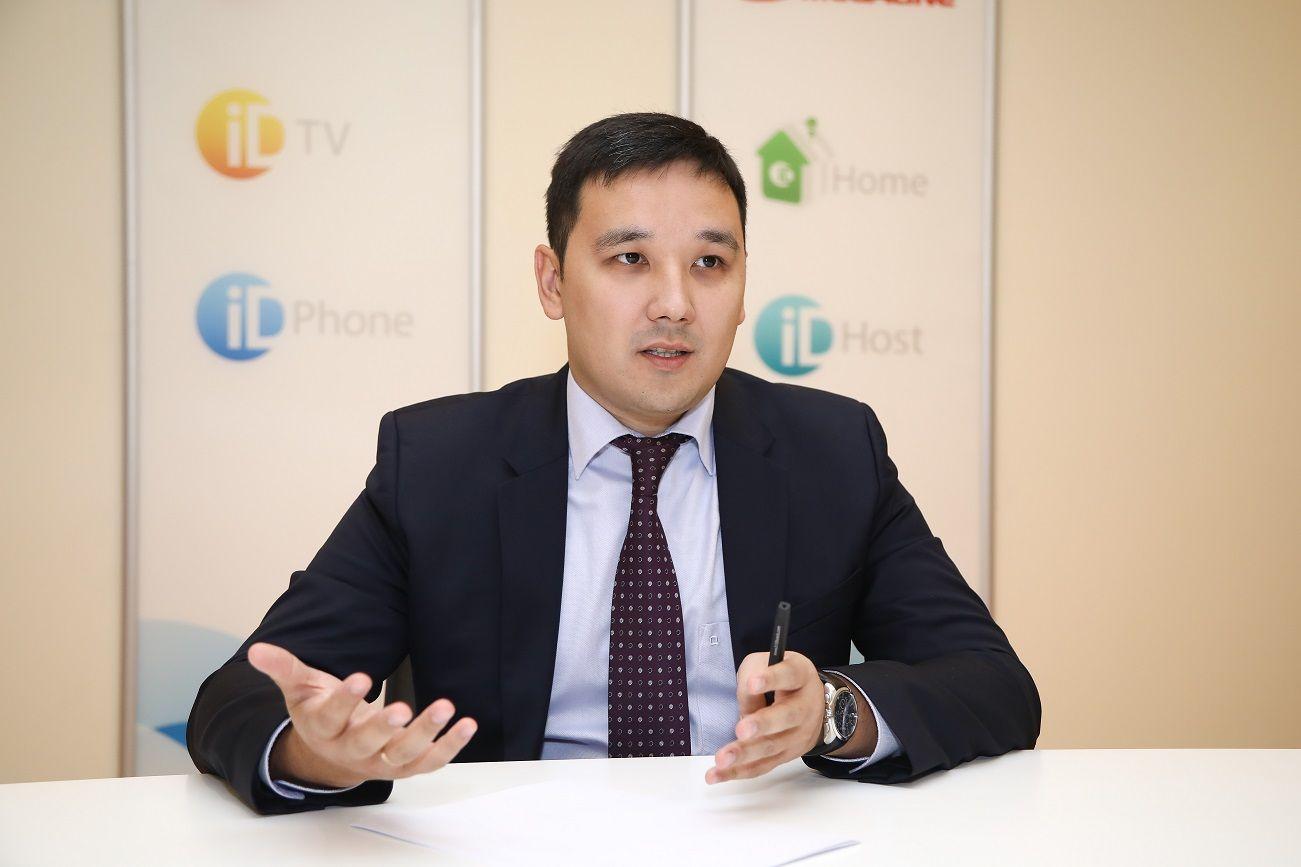Куат Сандалов,директор департамента бизнес-решений и инфокоммуникаций - Kapital.kz