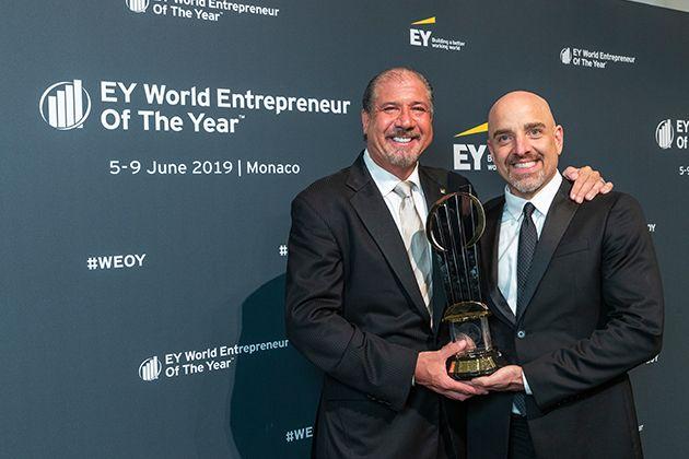 Мировая бизнес-элита определила в Монако лучшего предпринимателя- Kapital.kz