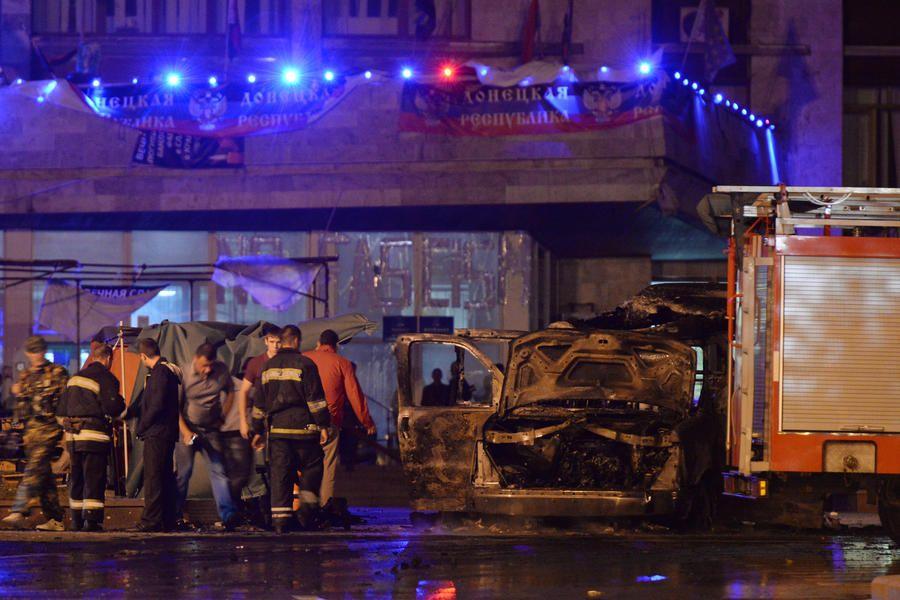 Число пострадавших при взрыве машины лидера ДНР возросло до 4 человек- Kapital.kz