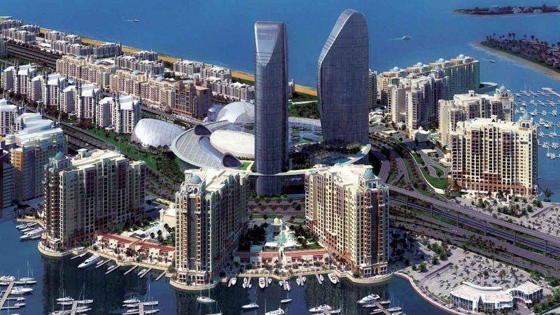 Инвесторы вложили вмировую недвижимость $134млрд- Kapital.kz