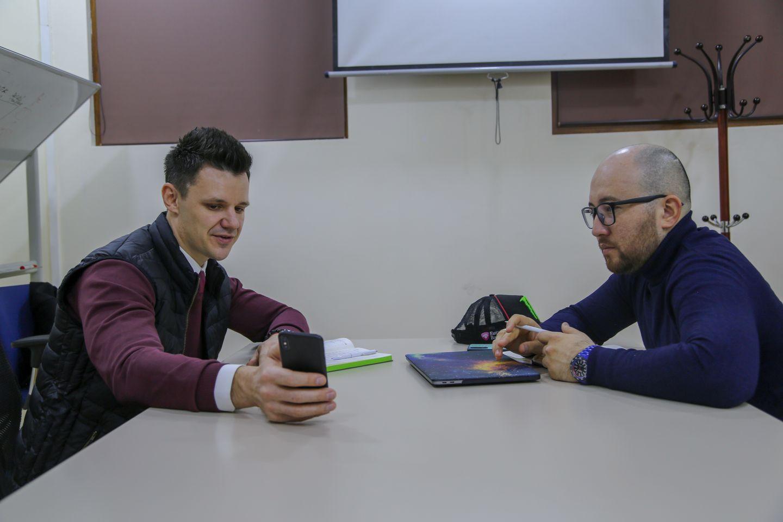 Александр Савельев и Нурболат Тилеуов - Kapital.kz