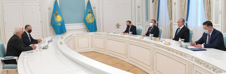 Президента пригласили посетить Иран с официальным визитом- Kapital.kz