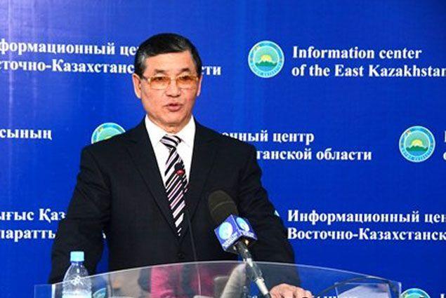 Аким Курчумского района ВКО найден мертвым- Kapital.kz