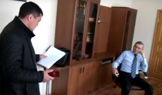 Завзятку задержан еще один крупный чиновник- Kapital.kz