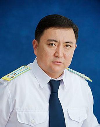 Сыбанкулов Ернат Мухаметкалиевич