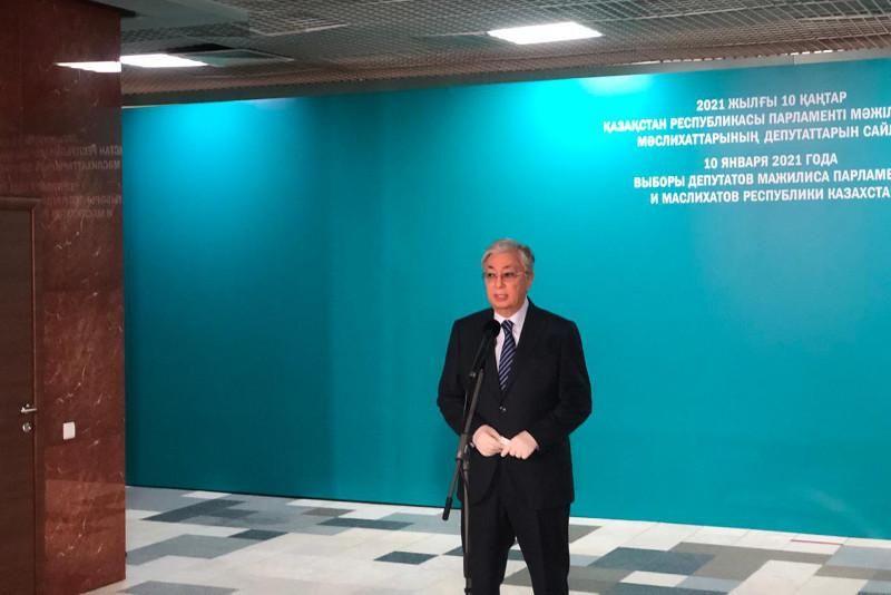 О протестных настроениях высказался Президент РК- Kapital.kz