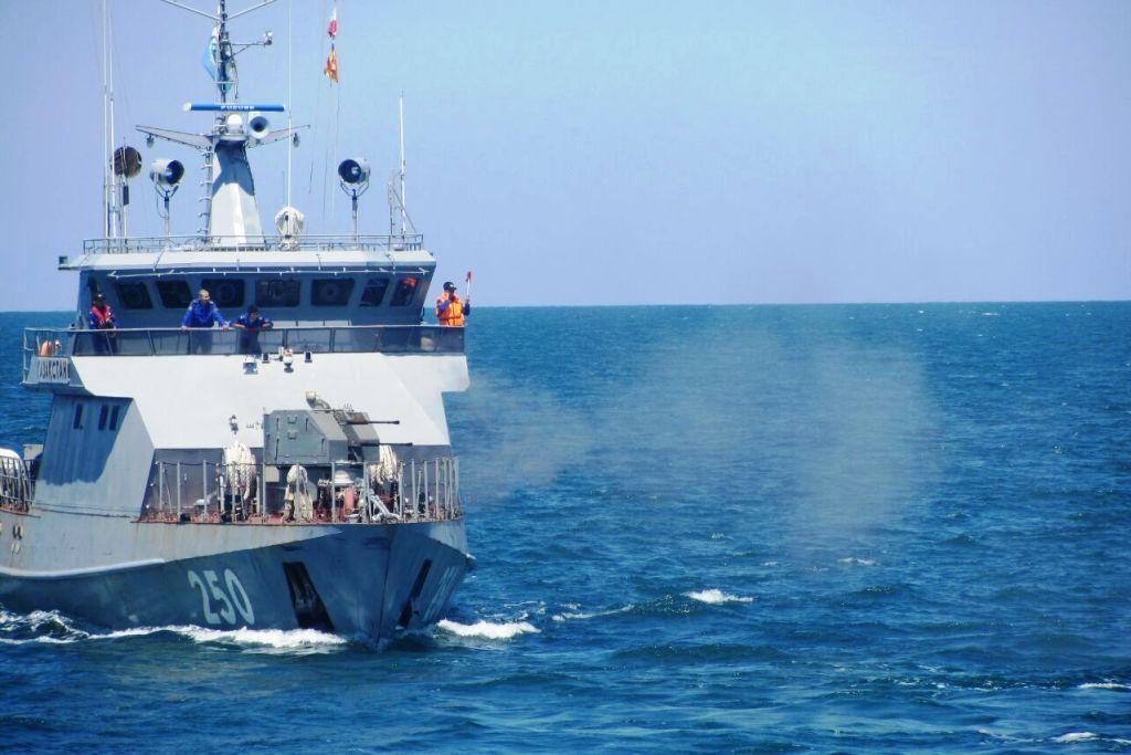 ВМС завершили сбор по казахстанскому сектору Каспийского моря- Kapital.kz