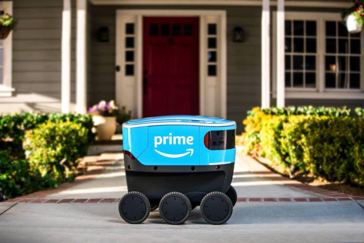 Amazon начал тестировать беспилотного робота-курьера- Kapital.kz