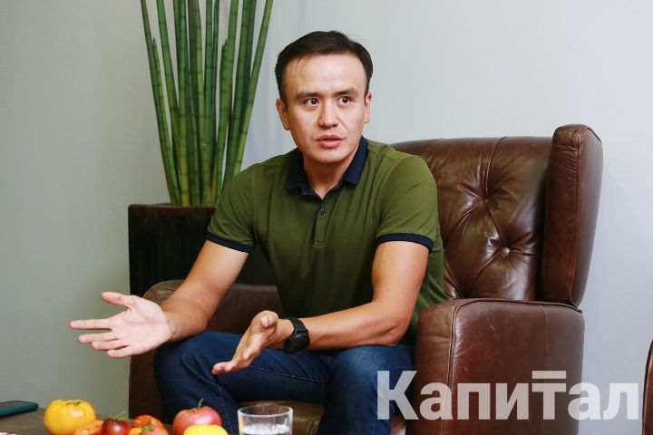 Галым Чуашев: Мы 100% своей продукции реализуем через интернет 407045 - Kapital.kz