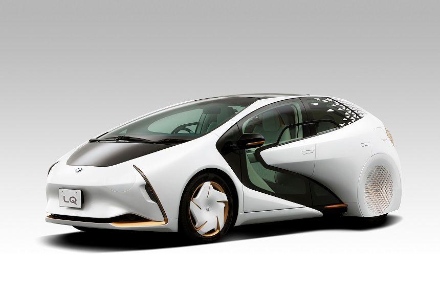 «Умная» Toyota и самая массовая Lamborghini- Kapital.kz