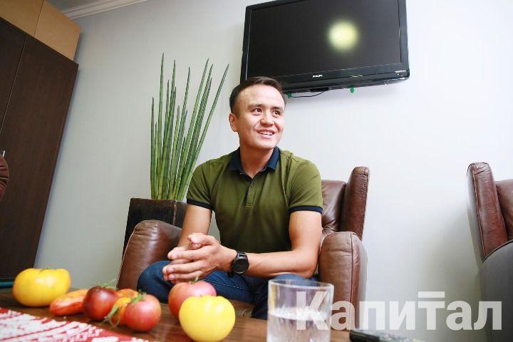 Галым Чуашев: Мы 100% своей продукции реализуем через интернет 407066 - Kapital.kz