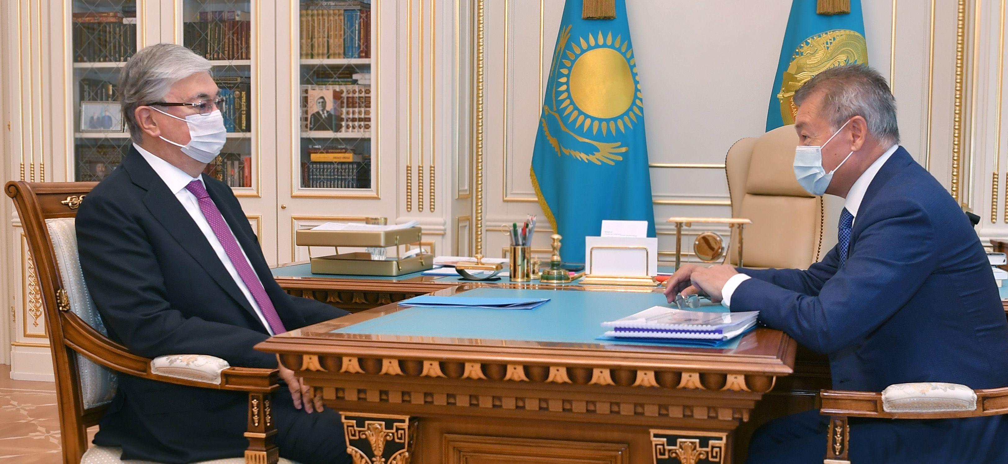 Президент дал поручения акиму Восточно-Казахстанской области - Kapital.kz