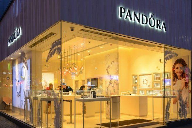 Pandora закрыла 30% своих магазинов - Kapital.kz