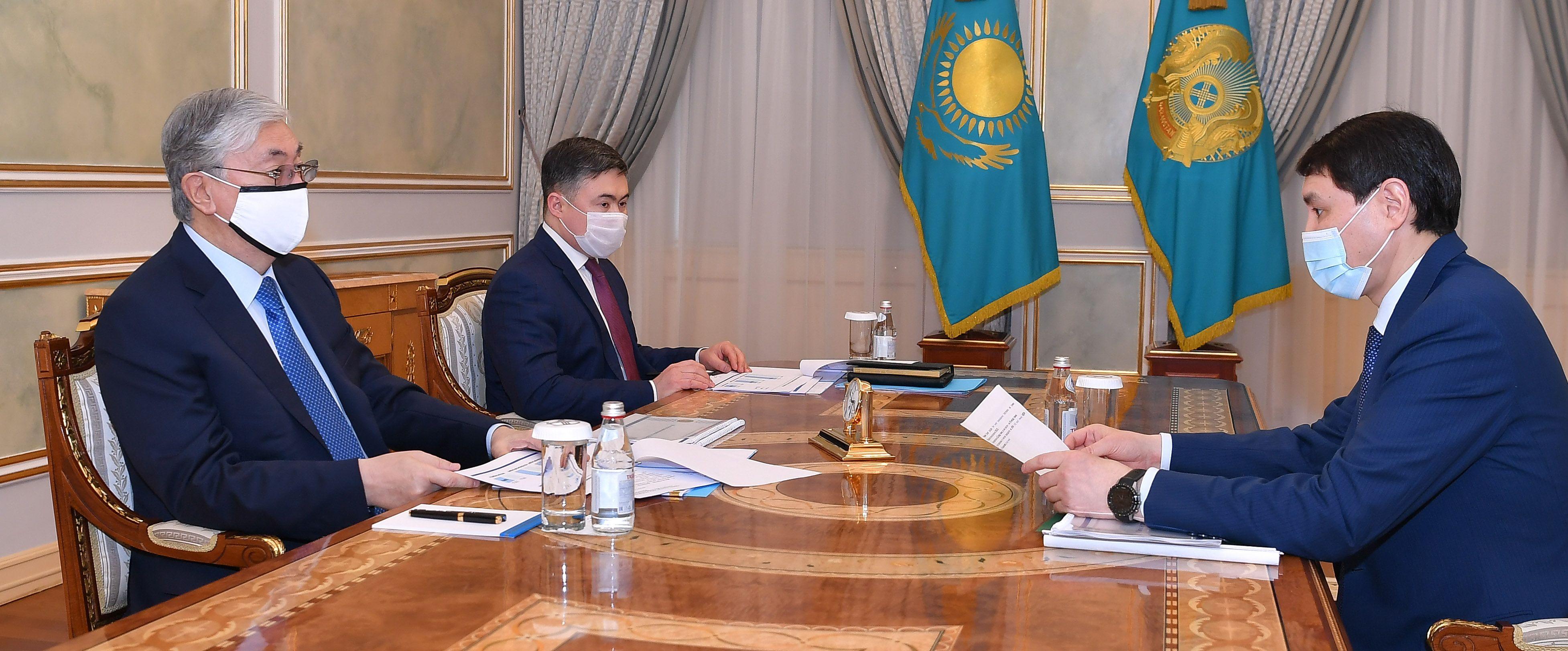 Президент поручил Минфину оптимизировать бюджет- Kapital.kz