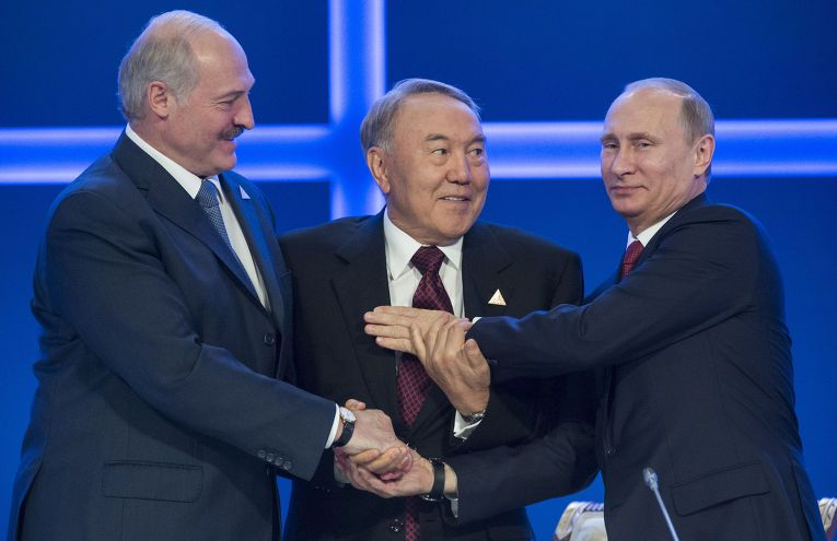 Владимир Путин позвонил Президентам трех стран- Kapital.kz