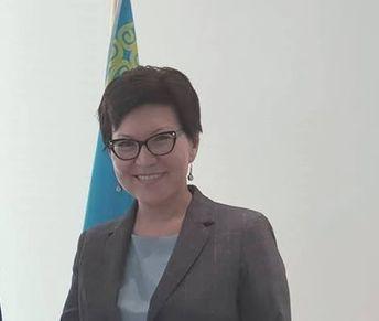 Куспан Айгуль  Сайфоллаевна