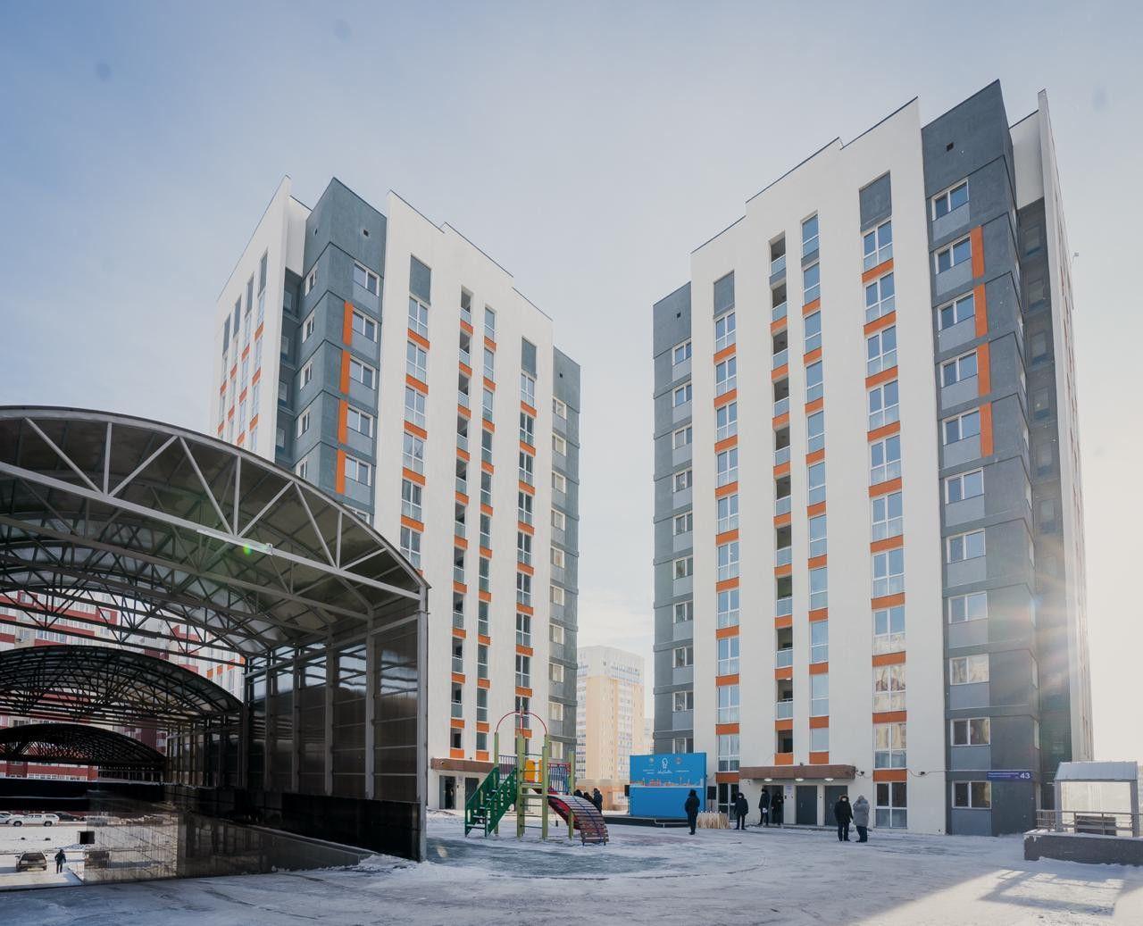 В 2021 году в Нур-Султане построят 10 тысяч льготных квартир - Kapital.kz