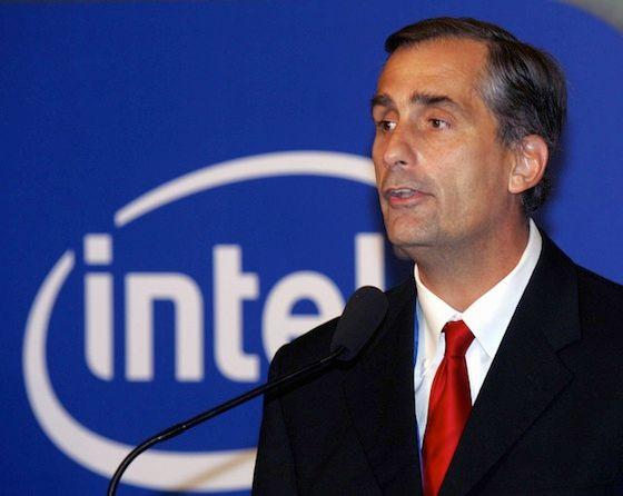 В Intel назвали имя нового гендиректора- Kapital.kz