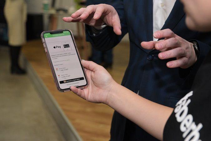 ДБ «Сбербанк» запустил бесконтактные платежи через Apple Pay- Kapital.kz