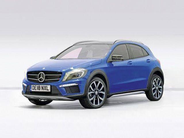 Mercedes-Benz подумывает о мини-кроссовере- Kapital.kz