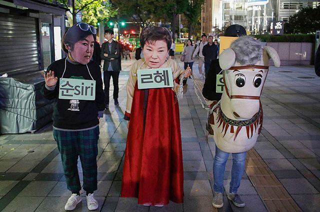 ВЮжной Корее под давлением общественности сменили премьера иминистра финансов- Kapital.kz