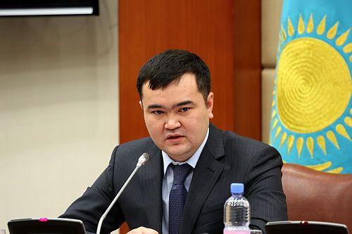 Касымбек Женис Махмудулы
