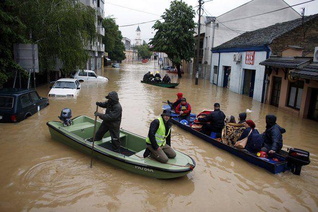 Казахстан отправит Сербии палатки, воду и медикаменты- Kapital.kz