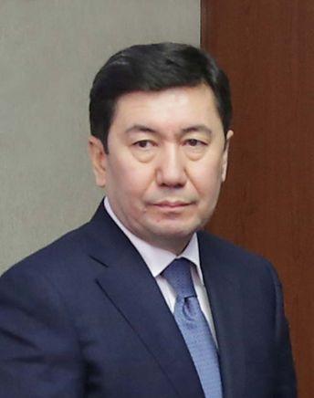 Кошанов Ерлан Жаканович