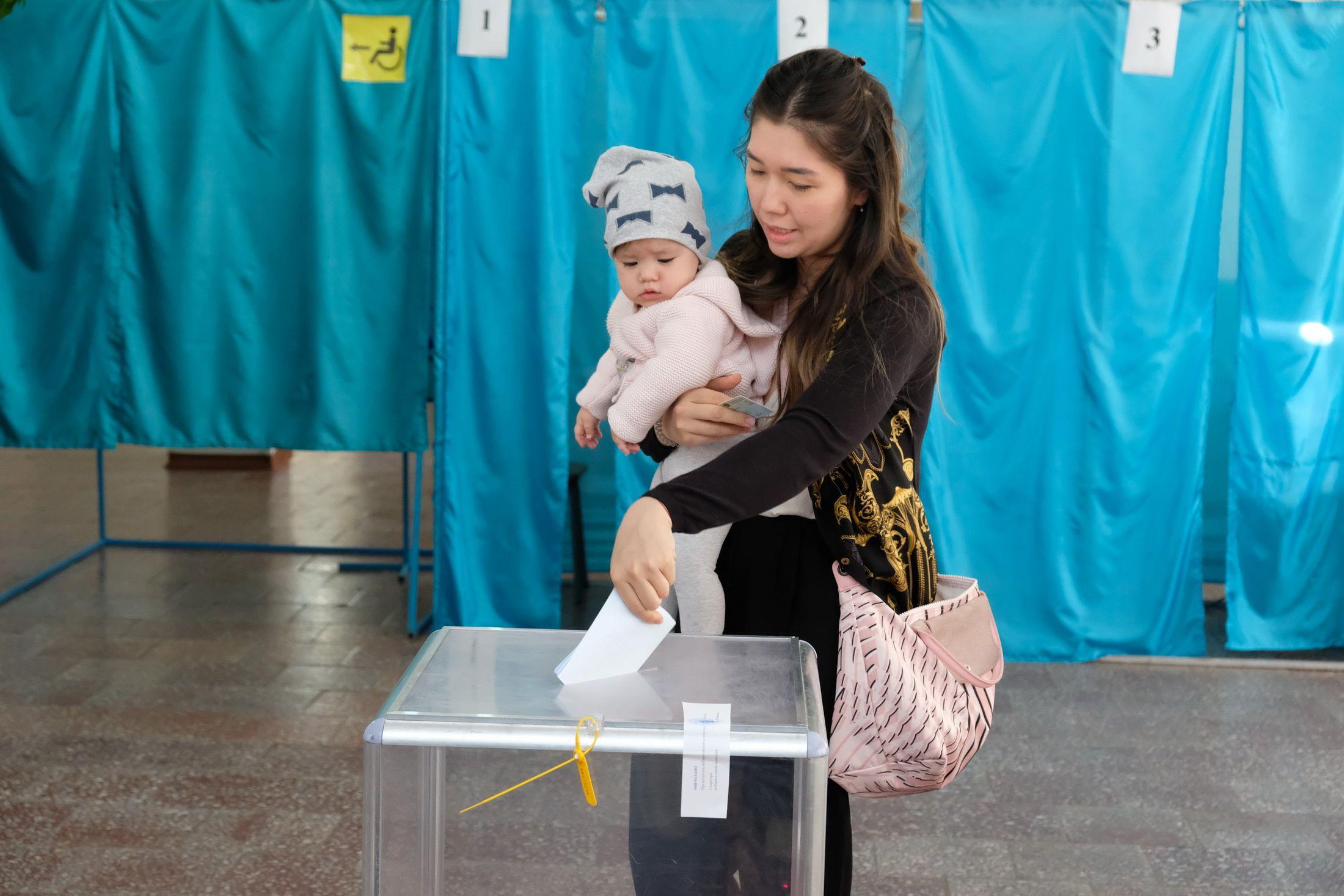 В Алматы к закрытию участков явка составила 52,2 %- Kapital.kz