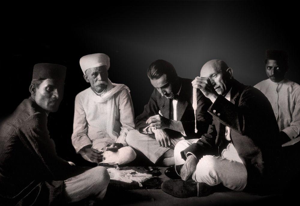 Луи Бушерон в Индии - Kapital.kz