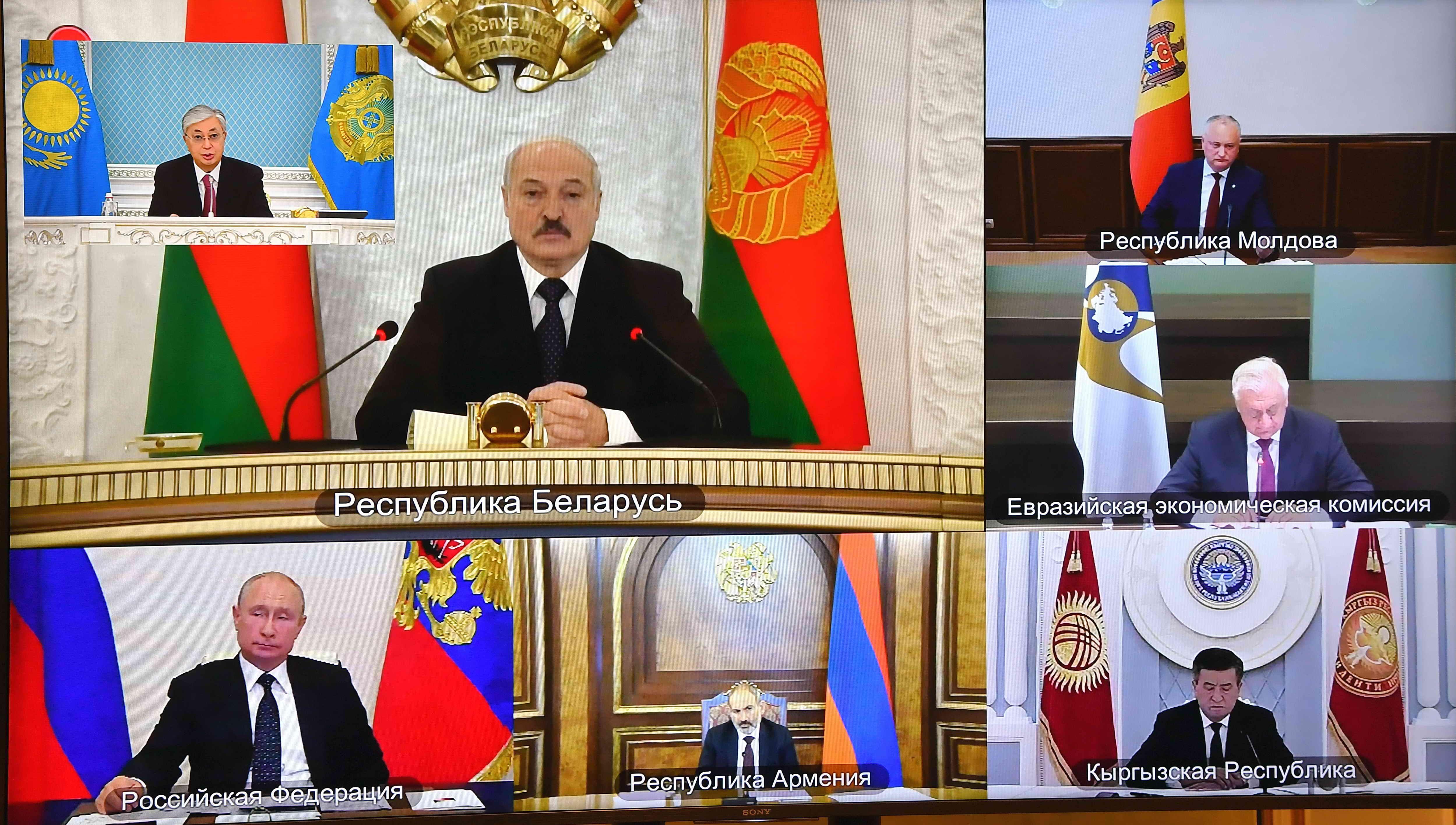 ЕАЭС: Стратегию развития интеграции направили на доработку   312578 - Kapital.kz