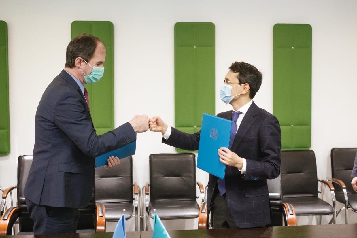 Казахстан и ПРООН будут сотрудничать в сфере цифровизации - Kapital.kz