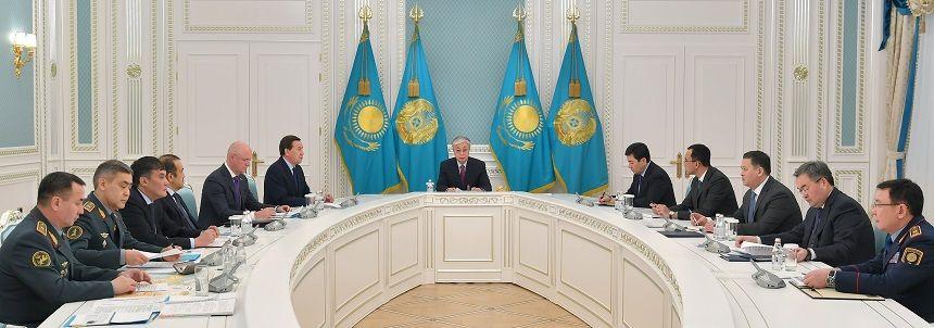 Президент провел совещание по ситуации в регионе Персидского залива - Kapital.kz