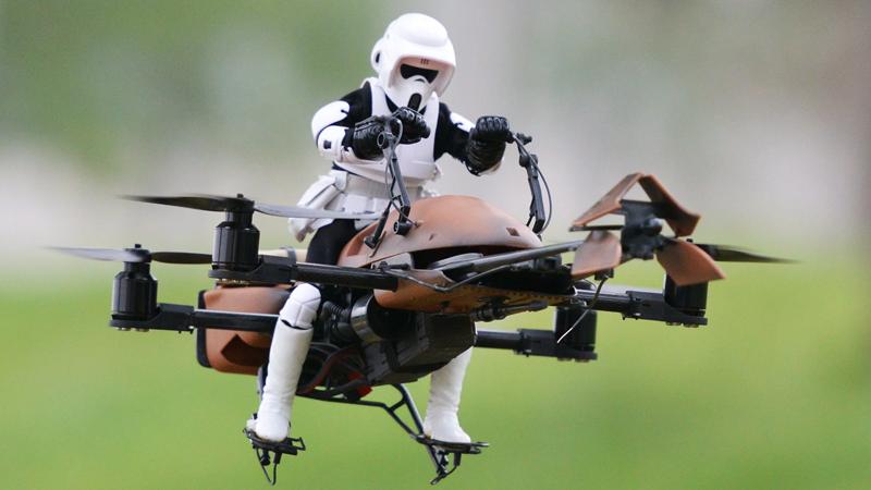 Где икак используют дроны- Kapital.kz