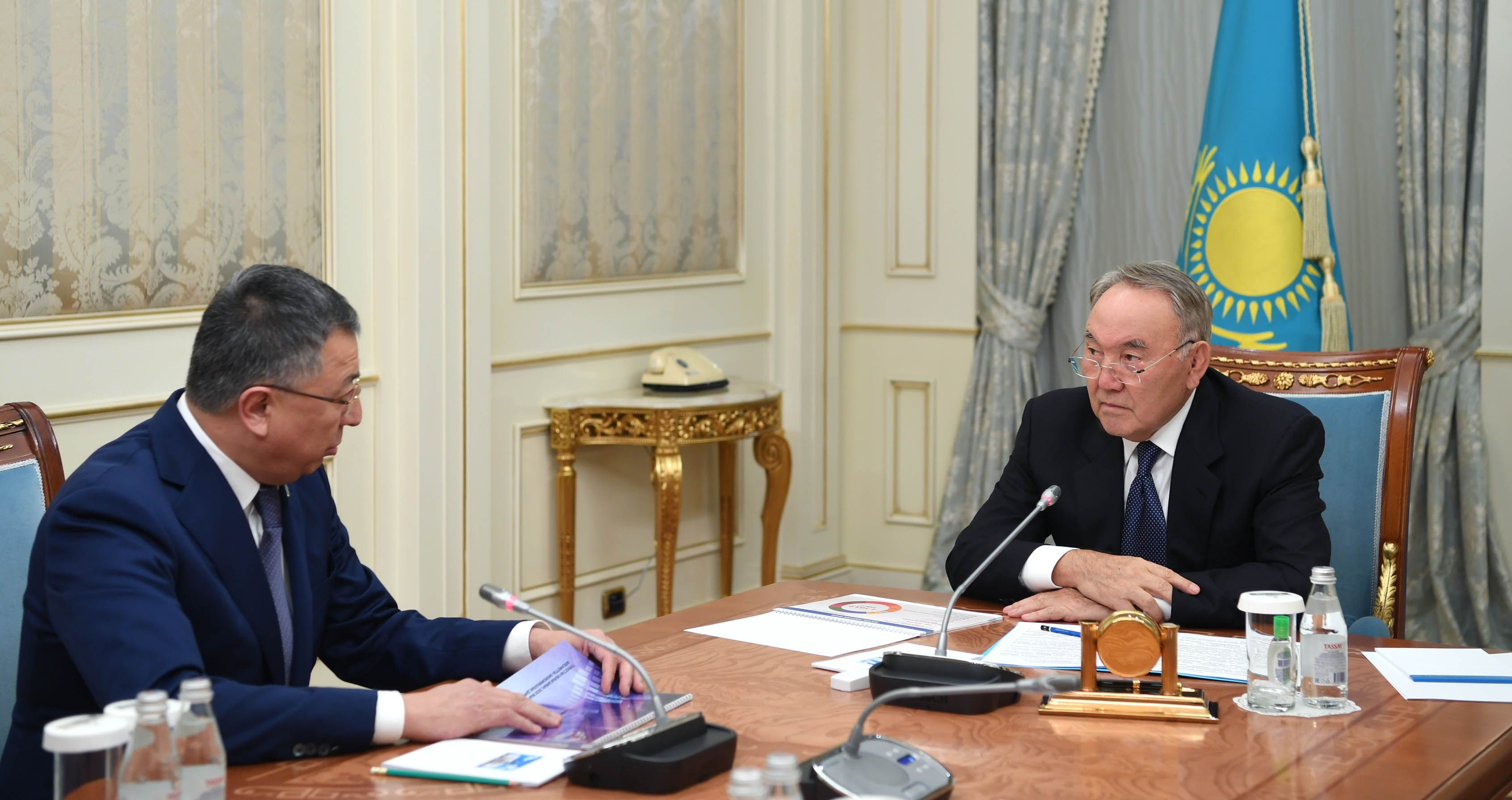 Жансеит Туймебаев  рассказал о застройке Туркестана- Kapital.kz
