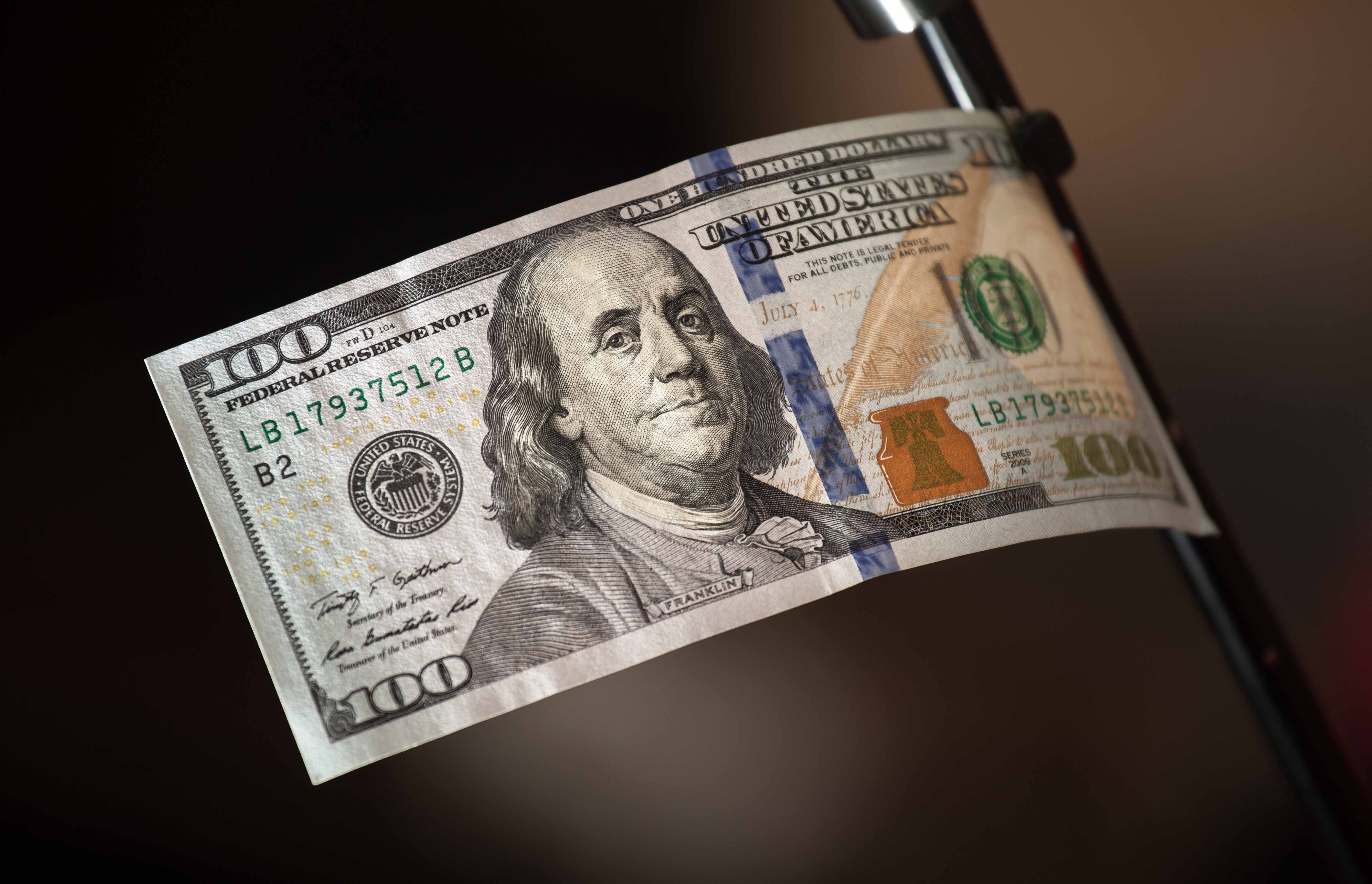 Расчетный курс доллара сохранен науровне 340тенге- Kapital.kz