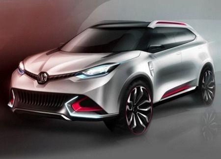 MG привезет в Шанхай конкурента Nissan Juke- Kapital.kz