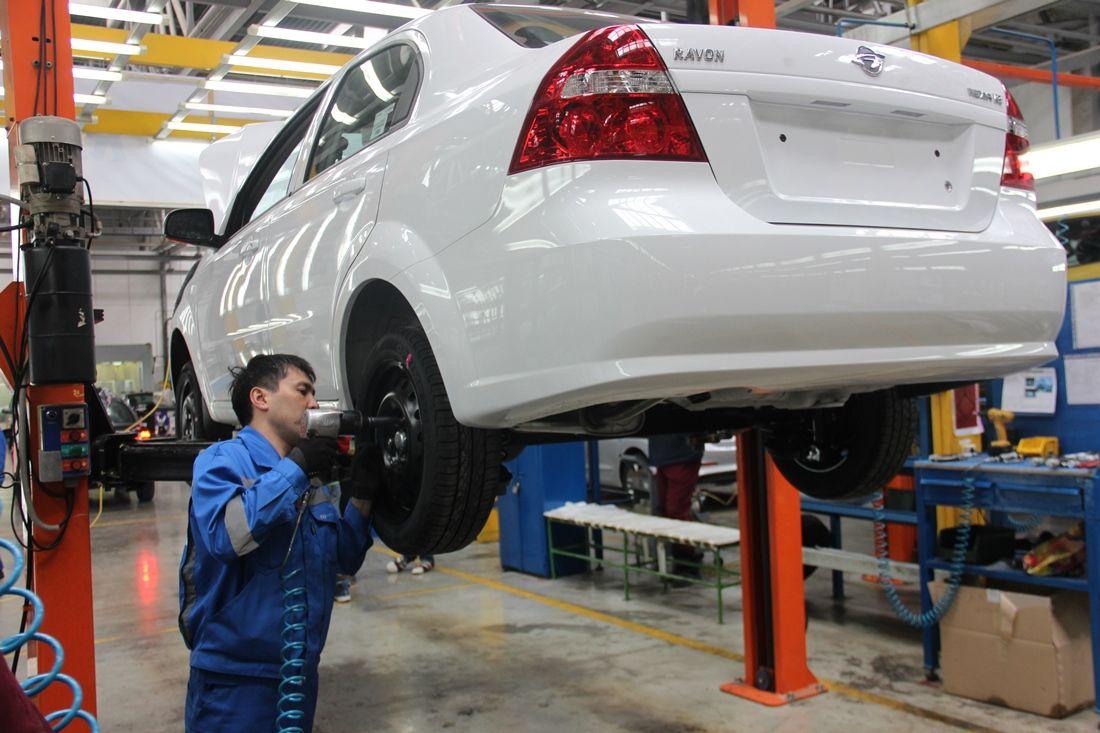 Автопром: экспорт как признак роста отрасли 93904 - Kapital.kz